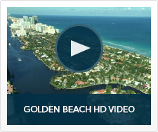 Golden Beach HD Video